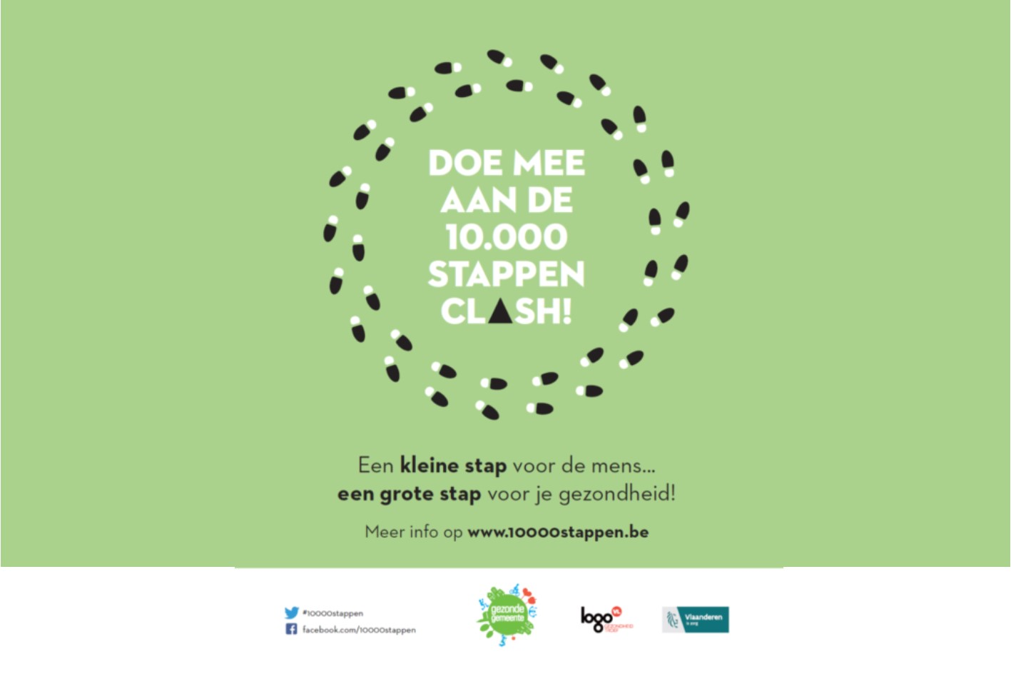 10000stappenclash 2018